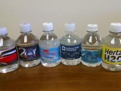 8oz Bottled Water