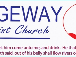 Template for 12 oz Bottled Water Label - Ridgeway Baptist Church