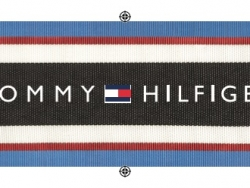 Tommy Hilfiger Custom Bottled Water Label