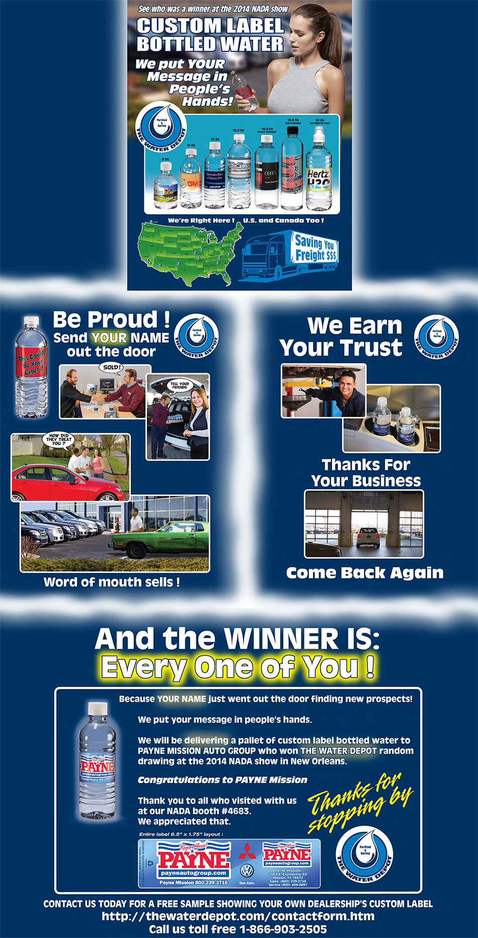Promotional Events - 2014 NADA Show