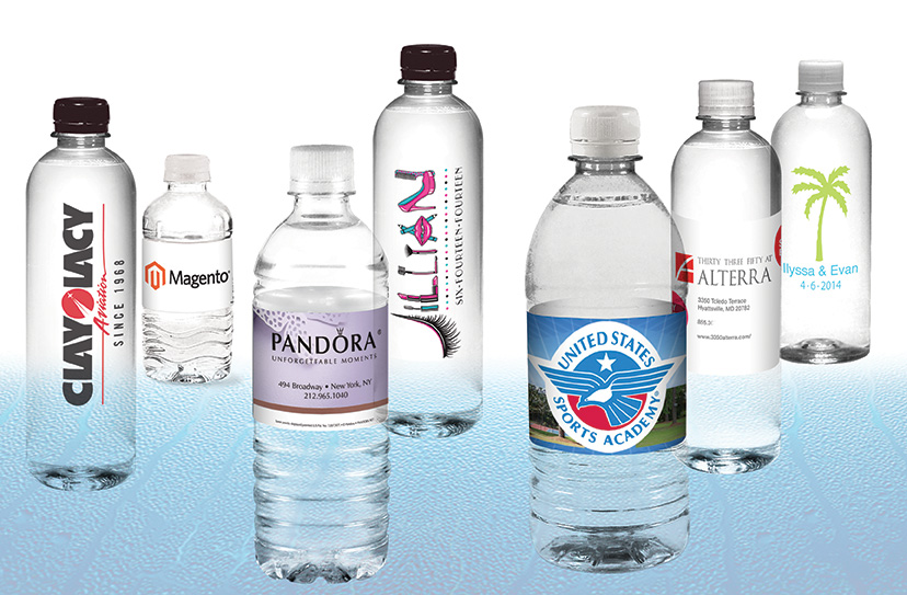 About The Water Depot - Your Source for Custom Bottled Water