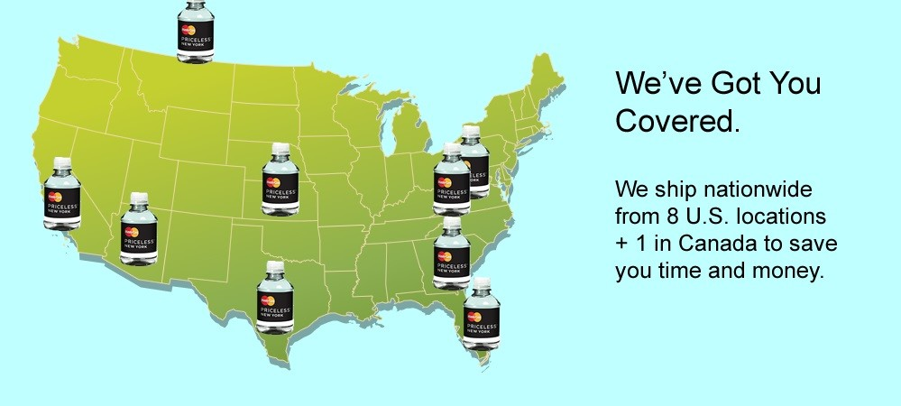 The Water Depot Locations - We Offer National Shipping